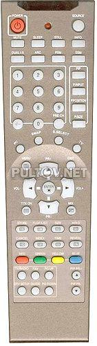 TV1 пульт для телевизора Agfaphoto LCD-TV32L2