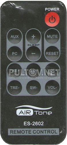 ES-2602 пульт для акустической системы AirTone