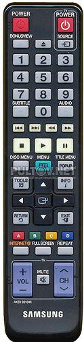 AK59-00104R оригинальный пульт для Blu-ray-плеера SAMSUNG BD-C5500 и других