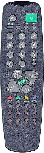 VESTEL RC-233, AKIRA RC-233 пульт для телевизора AKIRA CT-1410, VESTEL 3716T и других