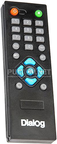 AP-1100 пульт для акустической системы Dialog