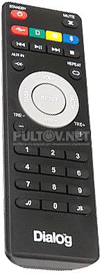AP-210B пульт для компьютерных колонок Dialog