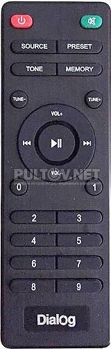 AP-230 пульт для акустической системы Dialog