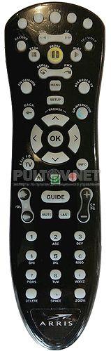 VIP2262 пульт для ТВ-приставки Arris (Motorola)