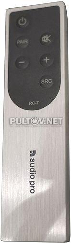 Audio Pro RC-T пульт для акустической системы ADDON T8