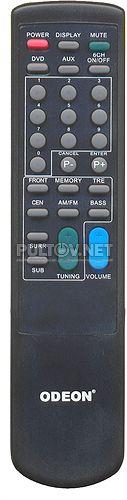 AV-700 пульт для акустики ODEON