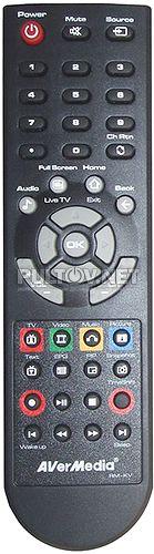 RM-KV оригинальный пульт для TV-тюнера AverMedia AVerTV TwinStar PCI-E