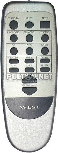 30AC-109E пульт для комплекта акустики AVEST