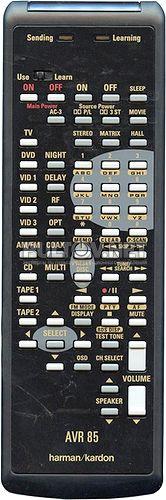AVR55, AVR85 пульт для AV-ресивера Harman Kardon