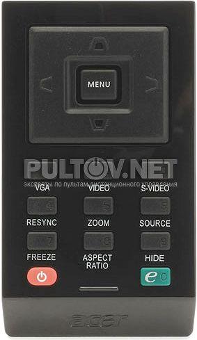 X110P пульт для проектора ACER