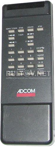 ADCOM AR-575 пульт для CD-проигрывателя Adcom GCD-575
