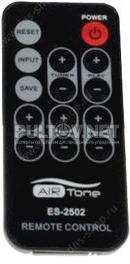 ES-2502 пульт для акустической системы AirTone