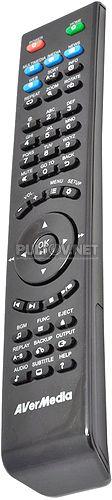 AverLife ExtremeVision пульт для медиаплеера AverMedia