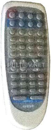 Avest 100ру-1 пульт для усилителя