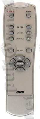 YT-514 пульт для акустической системы 5.1 BBK MA-810S