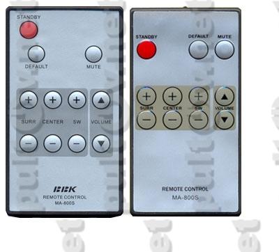 Скачать инструкцию (мануал) для Акустики BBK SP550S.