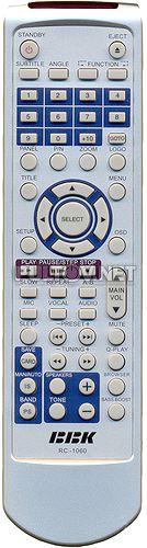 RC-1060 оригинальный пульт для домашнего кинотеатра BBK DK1050S и др.
