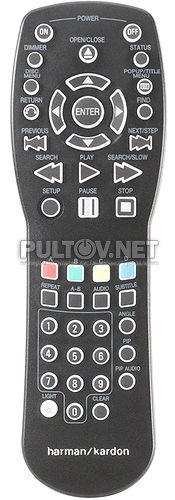 RB17H00 пульт для Blu-ray-плеера Harman/Kardon BDP10