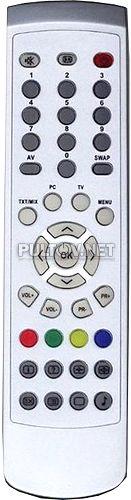 LP 2000S пульт для LCD-телевизора BEKO