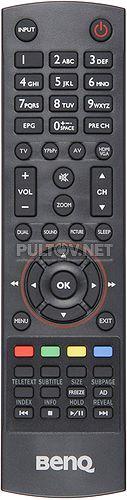 пульт для BENQ E24-5500