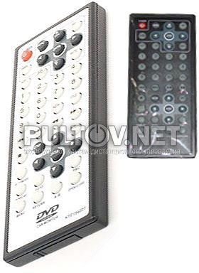 BIGSON S-1541 DVD пульт для потолочного автомобильного телевизора с DVD