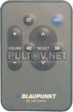 Blaupunkt RC-12H пульт для автомагнитолы Blaupunkt Bremen MP74