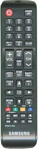 BN59-01180A оригинальный пульт для  монитор/телевизора Samsung LH32DBDPLGA/ZA и др.