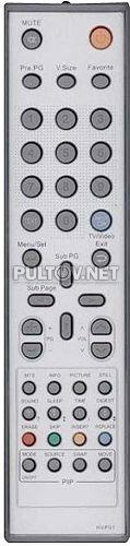 RoverScan Vision 4201 пульт для плазменной панели