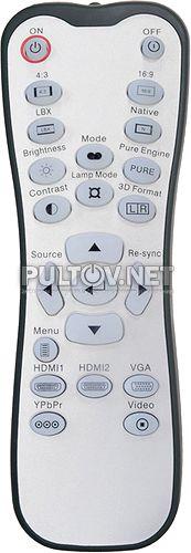 BR-3060B пульт для проектора Optoma HD33