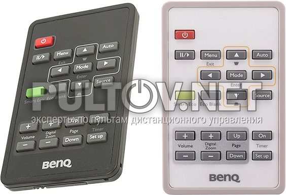 MS513P пульт для проектора BENQ