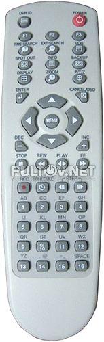 Pinetron PDR-S2008 пульт для видеорегистратора