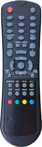 LCD-3238 пульт для телевизора Bravis