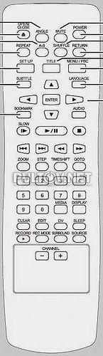 CENTRUM XAMBA-500 пульт для DVD-рекордера