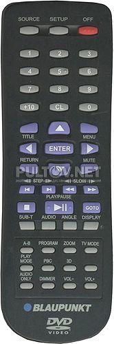 VXM2000 пульт для автомобильного DVD