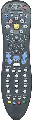 Tatung STB3210 Set Top Box пульт для приставки цифрового телевидения