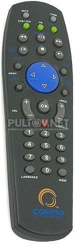 Compro VideoMate TV Gold II (M355) пульт для ТВ-тюнера