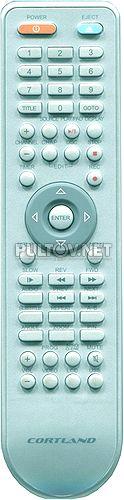 DV-R25 пульт для DVD-рекордера Cortland