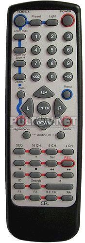 RS-465 пульт для видеорегистратора CPD-505W
