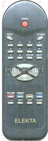 CTR-2036EMK MK IV пульт для телевизора ELEKTA