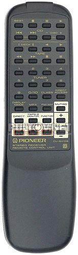 CU-SX109, AXD7086 пульт для ресивера Pioneer SX-205RDS и др.