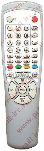 RC-0800 оригинальный пульт для телевизора Cameron 1501SP