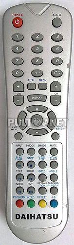 DAIHATSU TLD-26DB пульт для телевизора