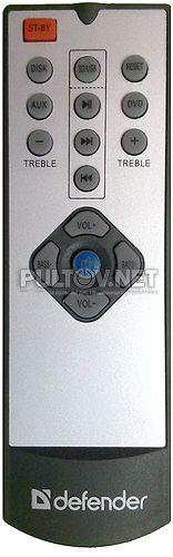 65157, 65078 пульт для акустики Defender Sirocco X65 PRO и  Avante X45 Pro