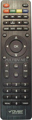 DVS-HD100 T2 цифровой эфирный ресивер Divisat