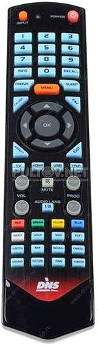 712 Series, DNS K23A92 пульт для телевизора DNS и KONKA