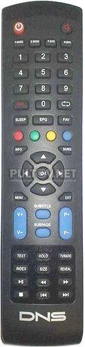 KM-2028-2, DNS KM-2028-2 пульт для телевизора DNS M24DM8, M39DM8 и других