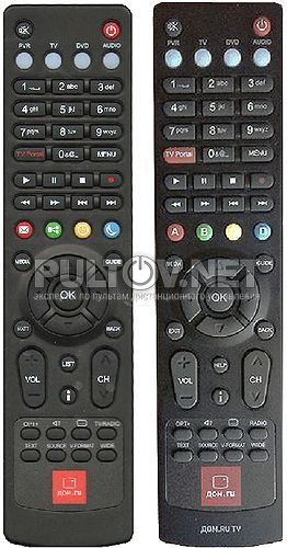 Humax HD 7000I пульт для цифрового телевидения ДОМ.RU
