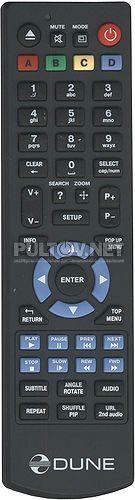 BD Prime 3.0 (вариант 1) пульт для медиаплеера Dune