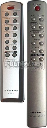 DURABRAND RC-39173N пульт для домашнего кинотеатра HT-3915 и HT-3916