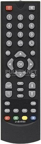 Eurosky DVB-4100 пульт для спутникового ресивера Eurosky ES-4050 и др.